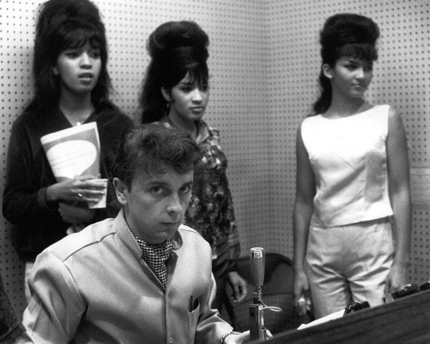 The Drums Cover The Ronettes For Valentine's Day