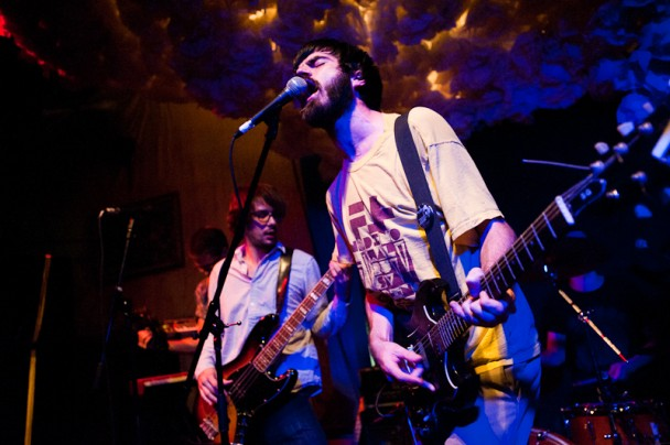 """Titus Andronicus – """"Upon Viewing Oregon's Landscape With The Flood Of Detritus"""""""