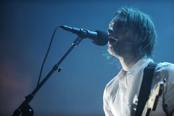 Radiohead Add N. American Tour Dates