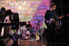 Neon Indian @ Museum Of Modern Art (Armory Party), NYC 3/7/12