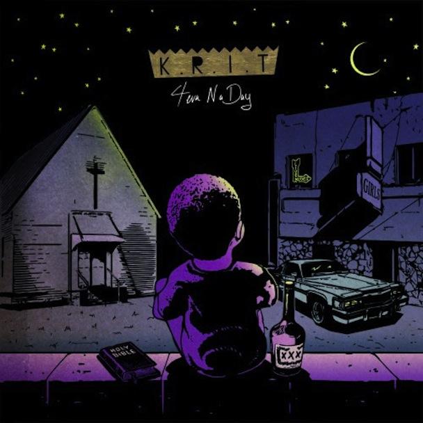 Download Big K.R.I.T. <em>4Eva N A Day</em> Mixtape