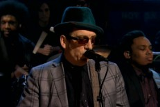 Elvis Costello on Fallon