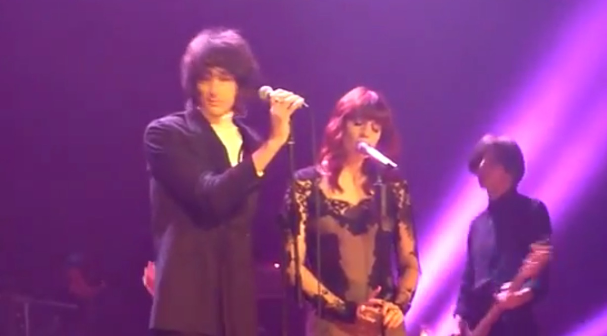 Watch The Horrors Join Florence & The Machine At The NME Awards