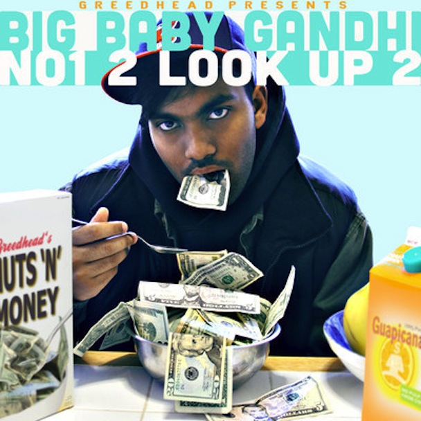 "Big Baby Gandhi – ""Blue Magic"" (Feat. Das Racist)"
