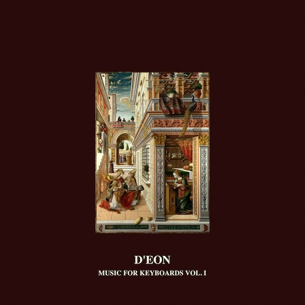 d'Eon - 'Music For Keyboards' Mixtape