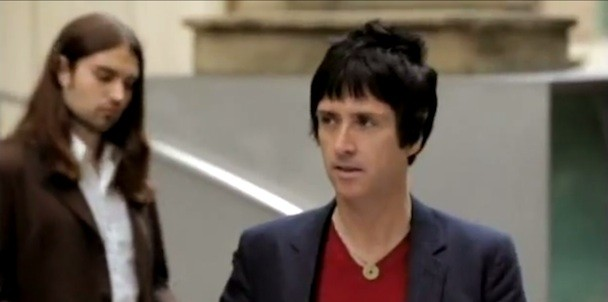 Watch Johnny Marr On 'Portlandia'