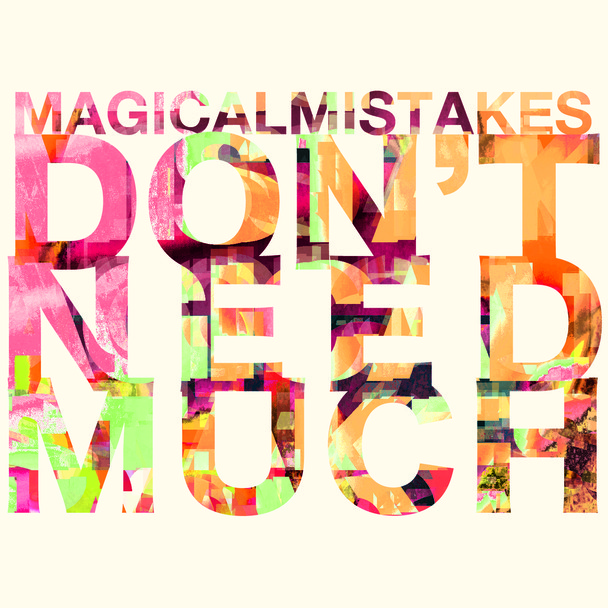 Magical Mistakes -