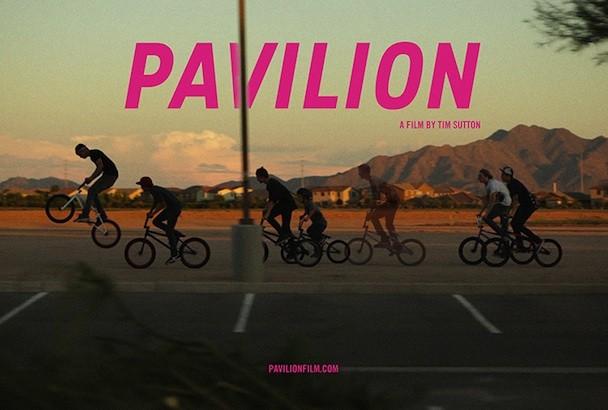 'Pavilion' film poster