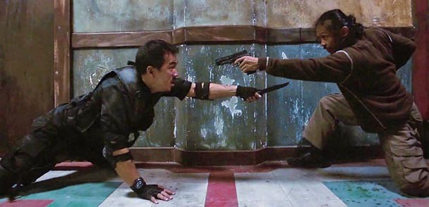 The Raid: Redemption: A Movie Review