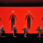 Kraftwerk @ Museum Of Modern Art, NYC 4/10/12
