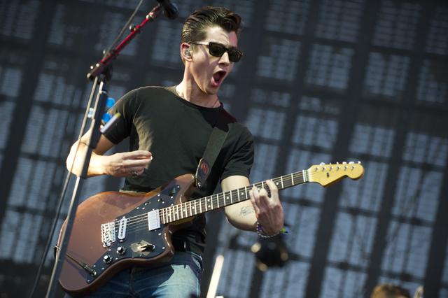 Arctic Monkeys @ Coachella