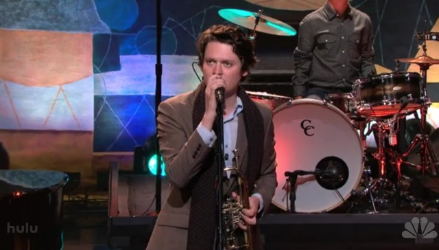Beirut on Leno