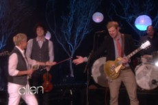 Watch Bon Iver On <em>Ellen</em>