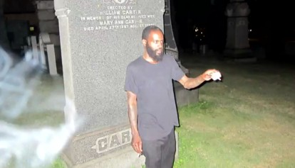 "Death Grips - ""I've Seen Footage"""