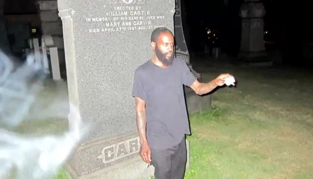 "Death Grips - ""I've Seen Footage"""
