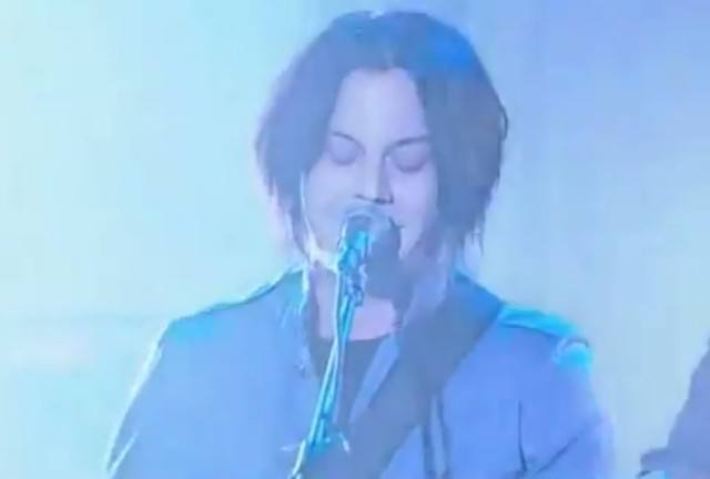 Jack White on Harald Schmidt Show