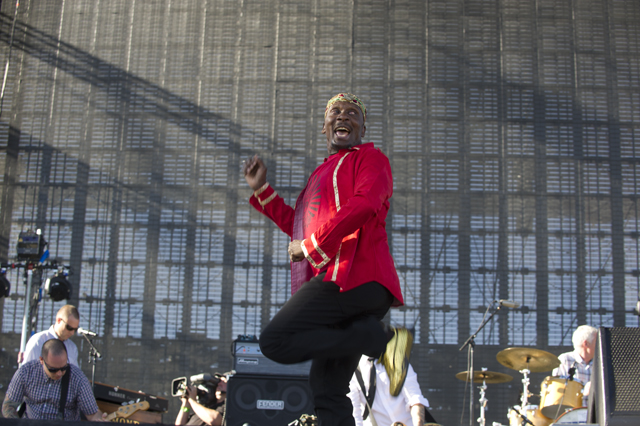 Jimmy Cliff @ Coachella