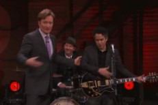 Watch M. Ward On <em>Conan</em>