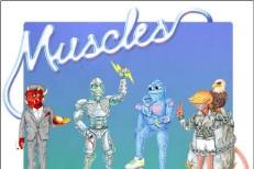 Muscles - Manhood