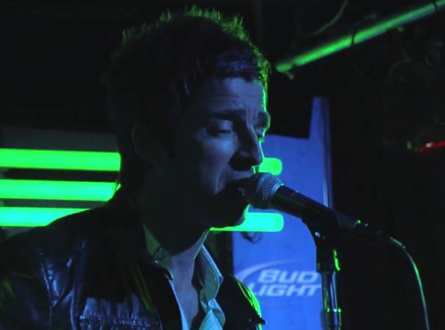 Noel Gallagher's High Flying Birds on Kimmel