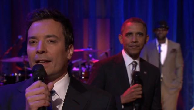 Obama on Fallon