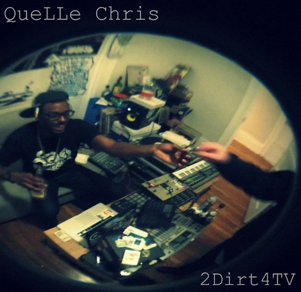 Quelle Chris - 2Dirt4TV