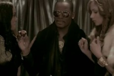 "R. Kelly - ""Share My Love"" Video"