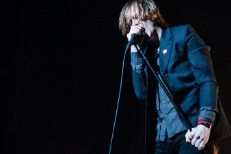 Refused, The Hives, The Bronx @ The Warfield, SF 4/18/12