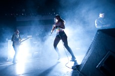Sleigh Bells, Javelin @ The Warfield, SF 4/5/12