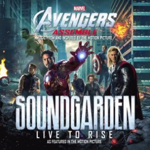 """Soundgarden - """"Live To Rise"""""""