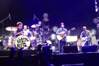 Watch Black Keys & John Fogerty Cover The Band