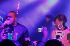 Watch Missy Elliot & Timbaland Do A New Song In NYC