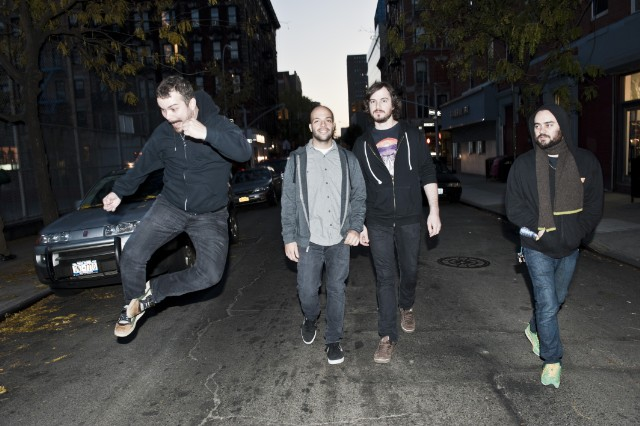 Torche 2012 press photo, credit Gary Copeland