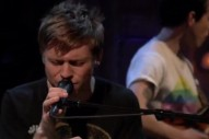 Watch White Rabbits On <em>Fallon</em>