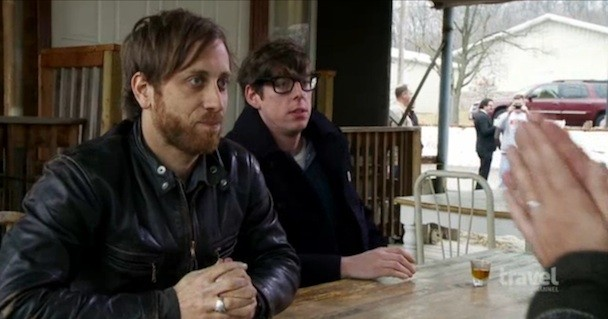 Preview Black Keys On 'No Reservations'