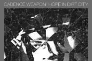 """Cadence Weapon – """"Conditioning"""" & Grimes Remix"""