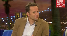 Kirk Cameron Compares America To Nazi Germany, Obviously