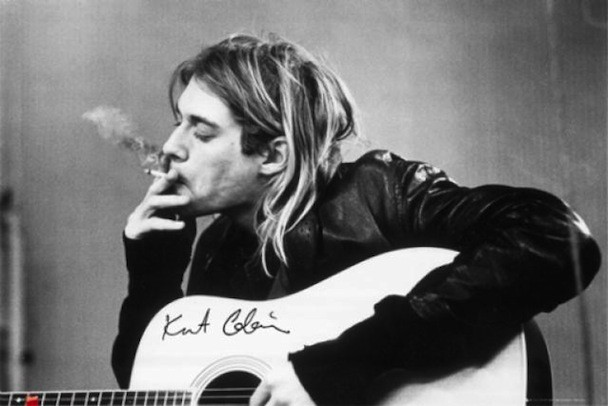 Kurt Cobain Was Working On Solo LP Says Hole Guitarist