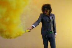 """The Flaming Lips And New Fumes – """"Girl, You're So Weird"""" Video (NSFW)"""