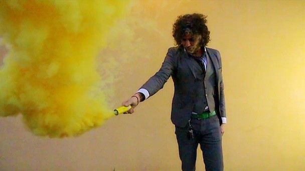 The Flaming Lips And New Fumes -