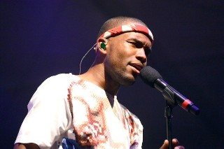 Watch Frank Ocean Premiere New Song, Cover Lauryn Hill At Coachella