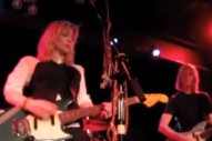 Watch Hole Reunite In Williamsburg