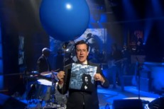 Stephen Colbert hosts Jack White
