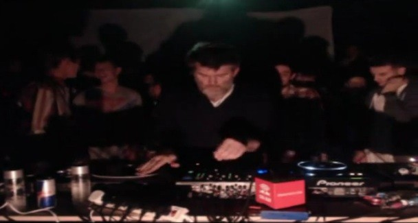 Watch James Murphy DJ Your Cubicle For 50 Minutes