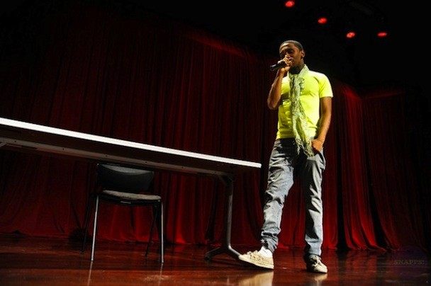 Watch + Listen To Lil B's Lecture @ NYU