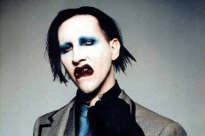 "Hear Marilyn Manson And Johnny Depp Cover ""You're So Vain"""