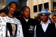 Snoop, Warren G and Nate Dogg