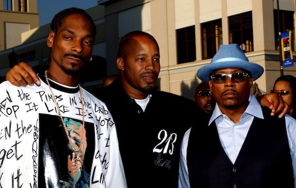 Snoop, Warren G and Nate Dogg