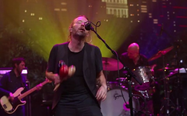 Radiohead On Austin City Limits