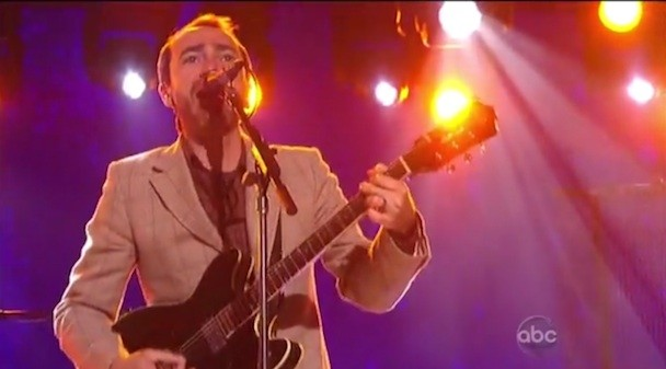 Watch The Shins Play 'Kimmel'